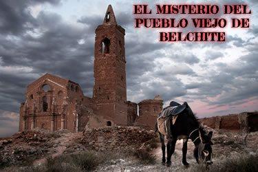 Los misterios del pueblo viejo de Belchite, Zaragoza – El Redondelito