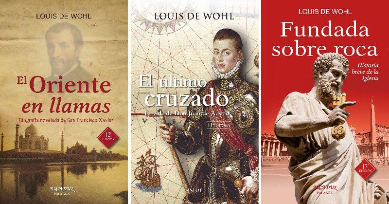 Obras de Louis de Wohl