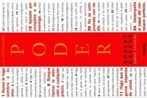 Las 48 leyes del poder según Robert Green.