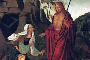 Vida sexual de Jesucristo.