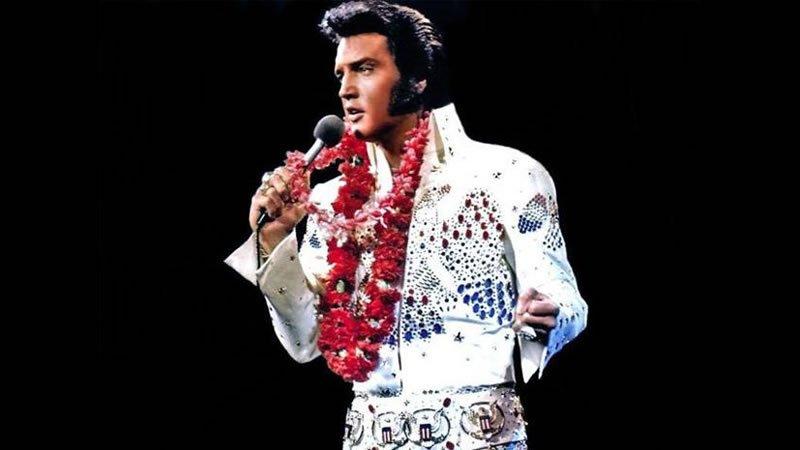 Imagen del Elvis Presley