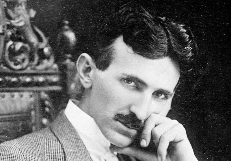 Imagfen de Nikola Tesla