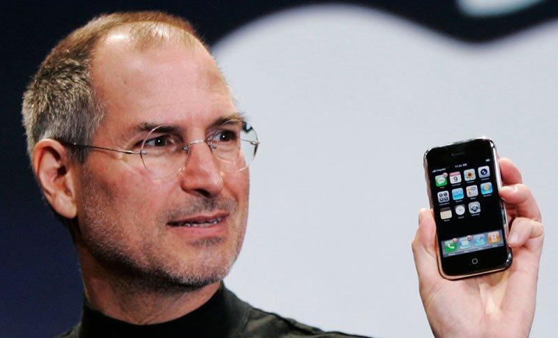Imagen de Steve Jobs