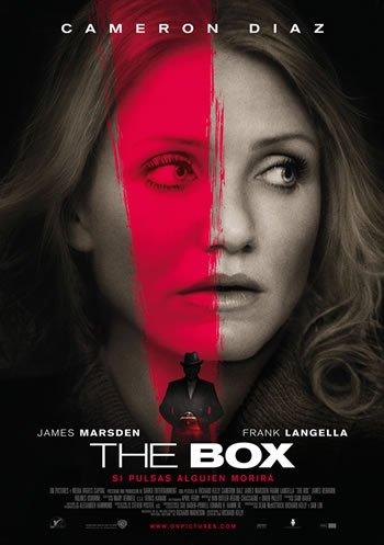 The Box (La caja, en español) es una película del género cine negro y ciencia ficción