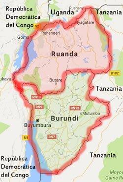 ruanda_burundi_mapa