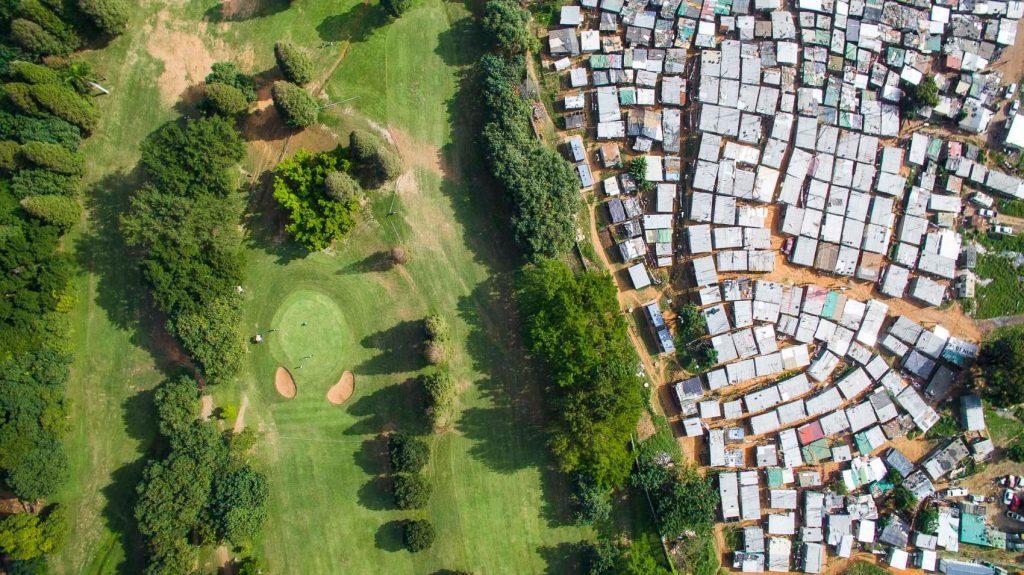 Campo de golf de Papwa Sewgolum (Durban, Sudáfrica)