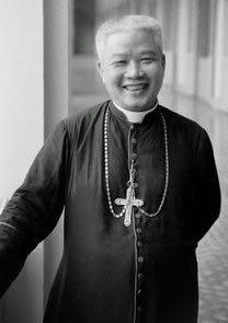 el arzobispo vietnamita Ngo Dinh Thuc Pierre Martin