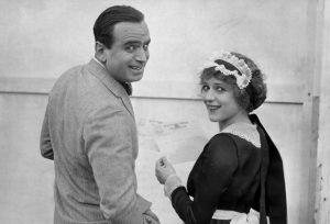 Efectos especiales en la época del cine mudo.