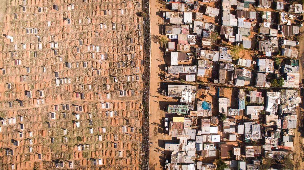 Cementerio Vusimuzi / Mooifontein (Johannesburgo, Sudáfrica)