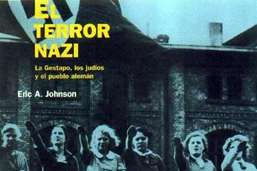 Portada del libro El terror Nazi