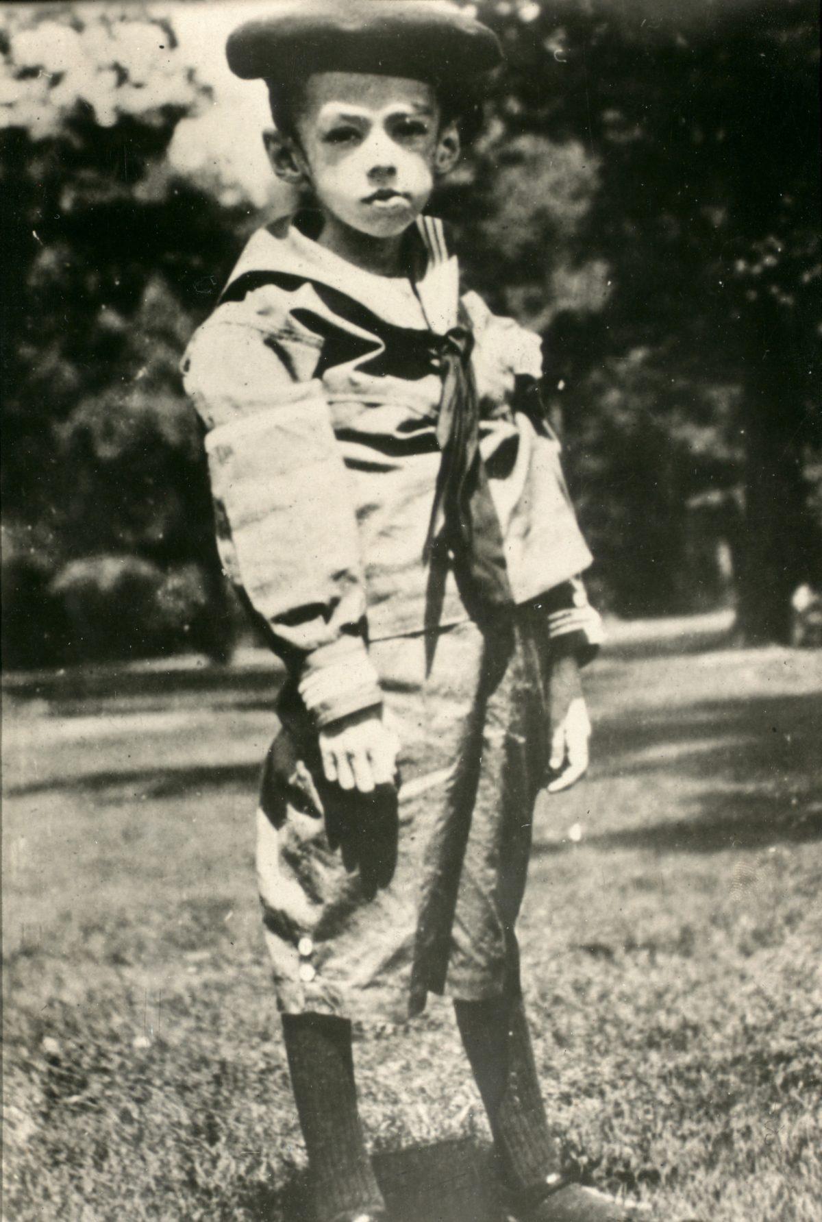 Fotografía de Teddy Rider, 27/10/1922