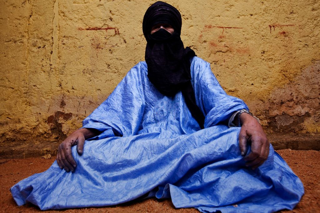 vestimenta de los tuareg para combatir el calor