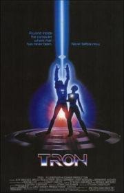 Poster de la película Tron
