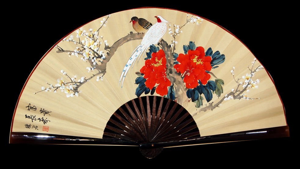 Abanico japonés