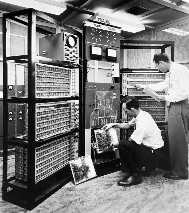 computadora TRADIC