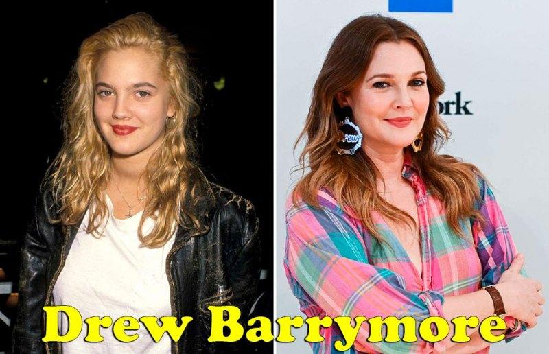 famosos_antes_y_despues_elredondelito.es_Drew_Barrymore_1_119