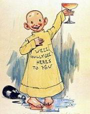 The Yellow Kid, el niño amarillo