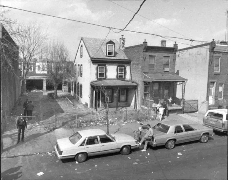 La casa de Gary Heidnik