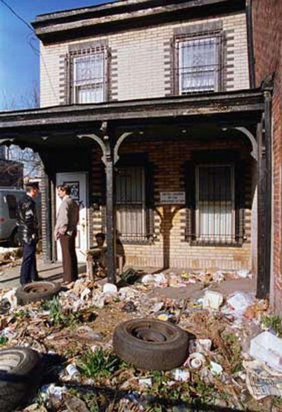 La casa de Gary Heidniks