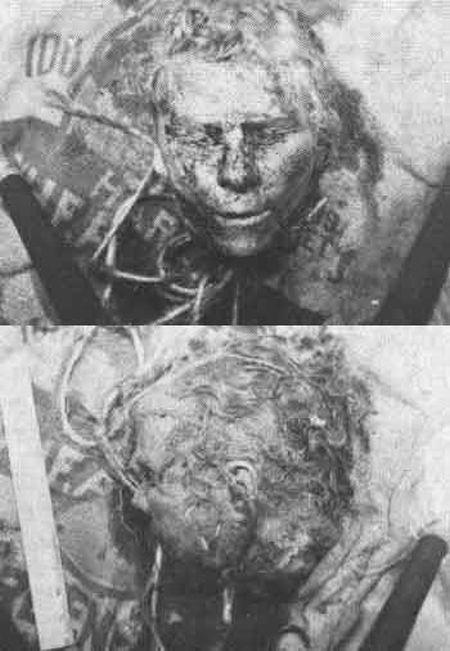 Cabeza de Bernice Worden