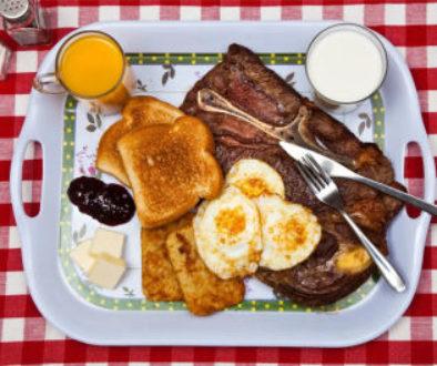 Última comida de Ted Bundy