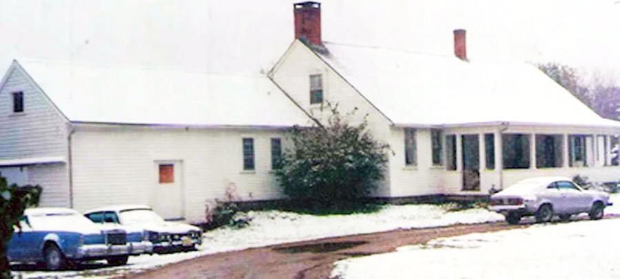 El hogar de la familia Perron