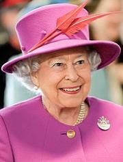 Isabel II del Reino Unido, Elizabeth Alexandra Mary