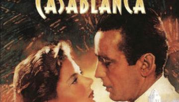 Caratula de la película Casablanca