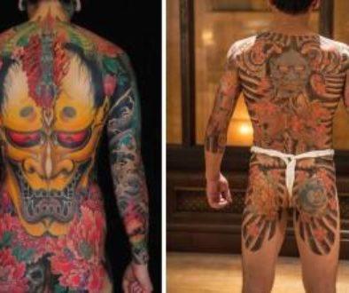 Tatuajes yakuza