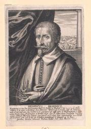 Hendrik Hondius I o Hendrik Hondius el Viejo