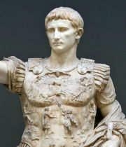 Augusto, nacido Cayo Octavio Turino