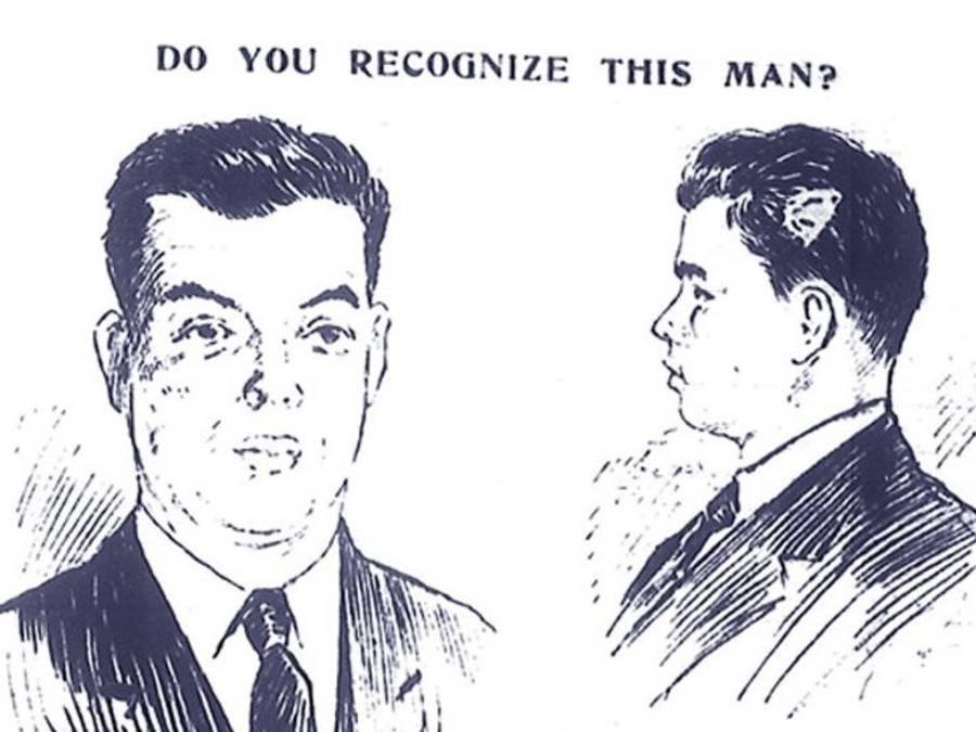 Poster para identificar a Roland T. Owen
