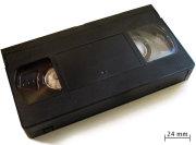 VHS, siglas en inglés de Video Home System (en español «Sistema de Video Doméstico)