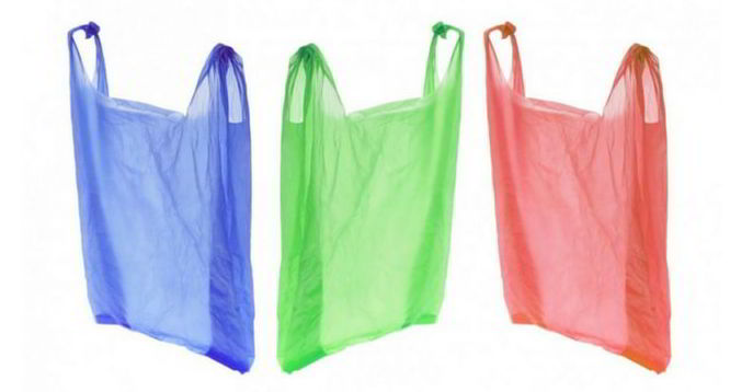 Bolsas de plástico de polietileno